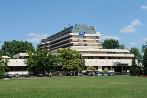 Ensana Thermal Hotel Margitsziget
